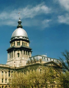 Illinoiscapitol-235x300 SR22 Auto Insurance In Illinois