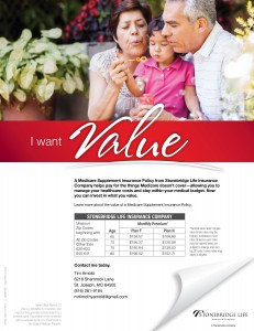 86685_I-Want-Value_FLY_TimArnold-231x300 Medicare Supplement Insurance in St. Joseph Mo