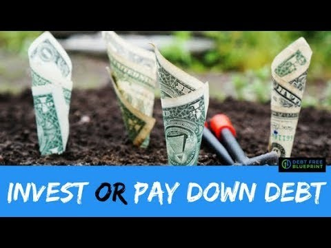 Invest Or Pay Off Debt?