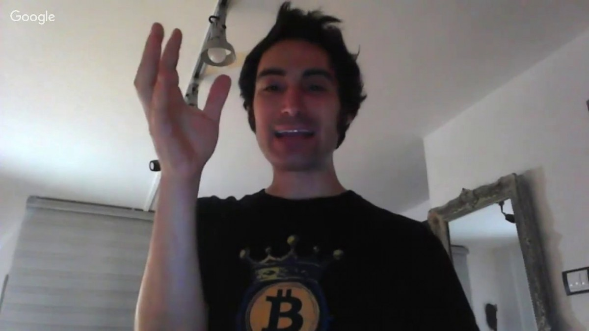 The 1 Bitcoin Show- The HTML era of BTC, halving talk, the BTC ruler, volatility collapse?